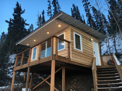 Quartz Lake Cabin Rentals