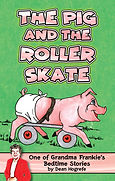 This book as told by grandma Frankie, relates a true story of a piglet that was to weak to walk. Using ingenuity and a roller skate the piglet was nursed back to health to the point of rejoining its brothers and sisters. This story is written with an underlying tone to promote the value of obedience to parents as well as the reward for treating animals kindly.