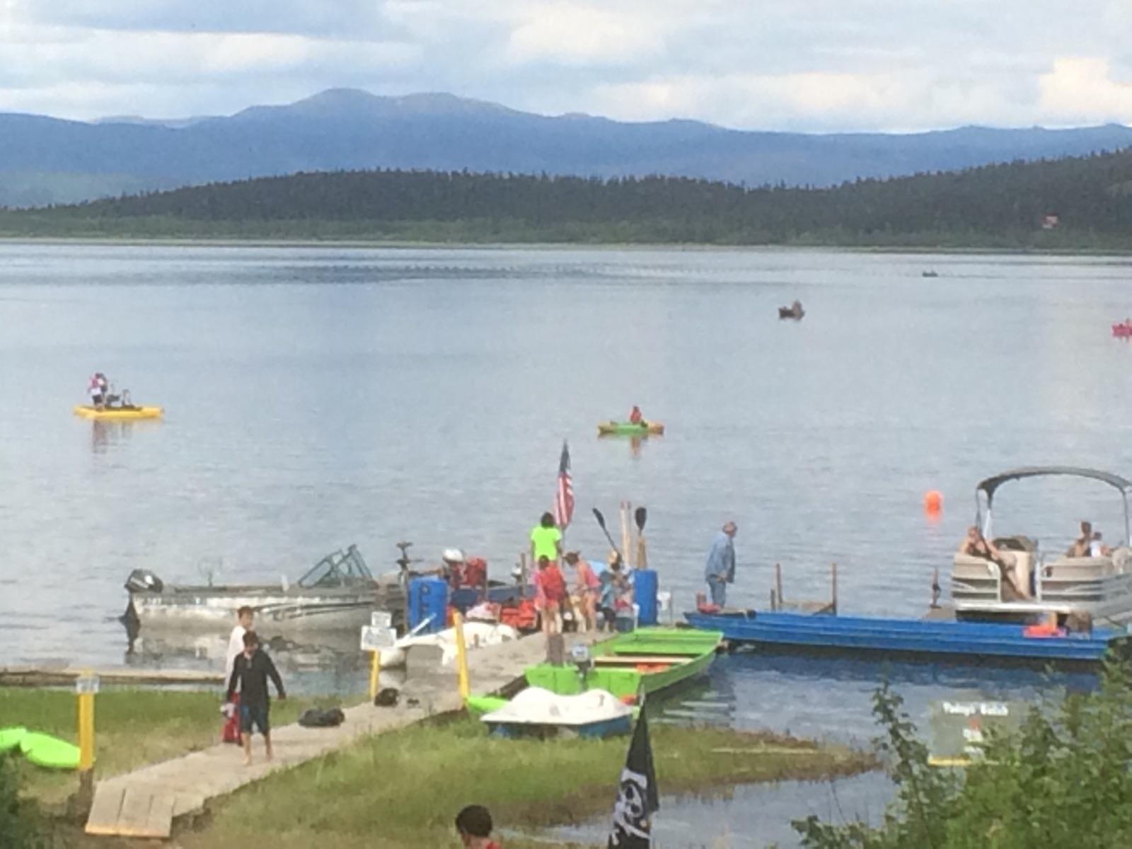 Quartz Lake Boat & Cabin Rentals
