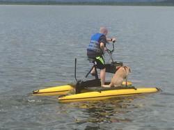 Quartz Lake Boat Rental
