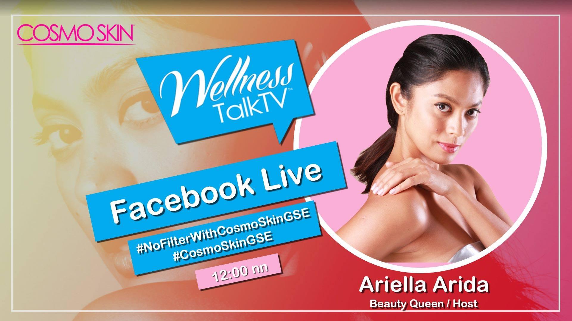 WellnessTalkTV feat. Ariella Arida - EP1