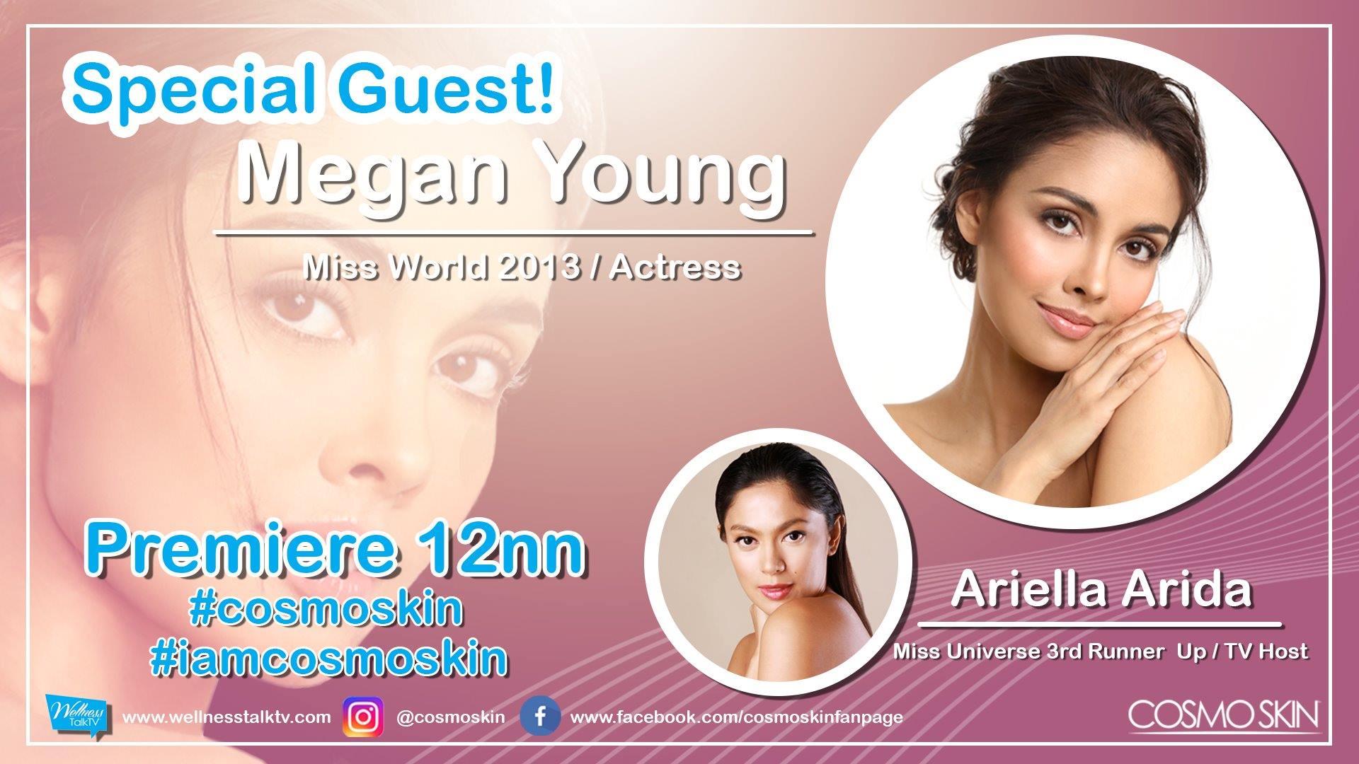 WellnessTalkTV feat. Megan Young - EP2