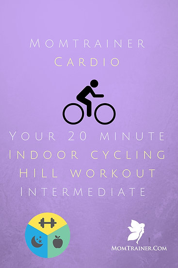 Pregnancy-Approved Cardio: 20 Minute Hill Program