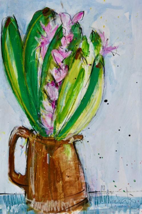 Hyacinths 2
