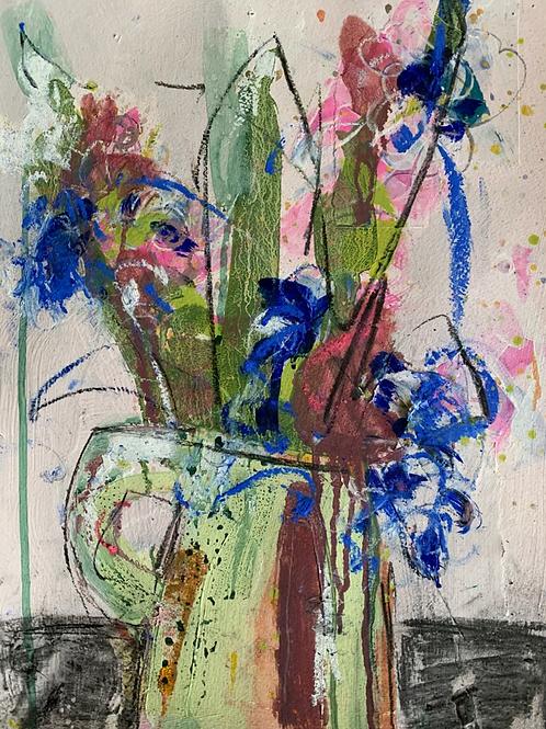 The Hyacinths bow 1