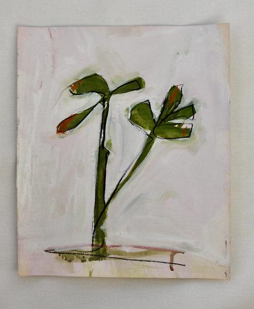 Turner book Cactus 3 (framed)