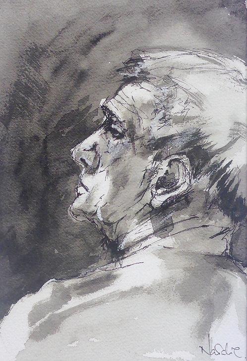 John (framed)