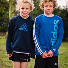 Holly a Lucas