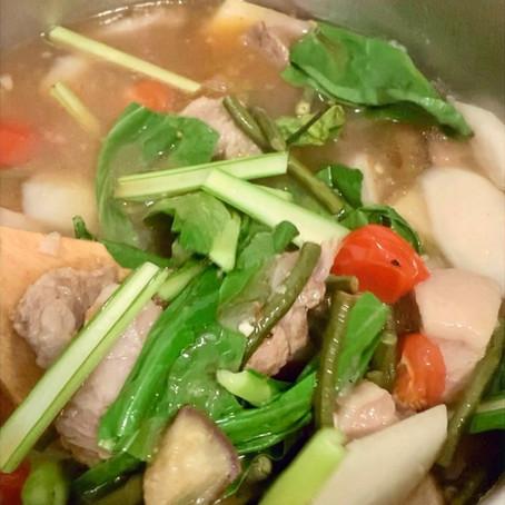 Classic Pork Sinigang