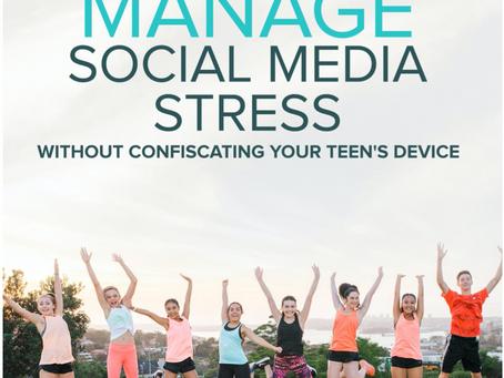 5 Ideas To Manage Social Media Stress