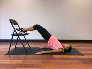 Hip Raises - Chair