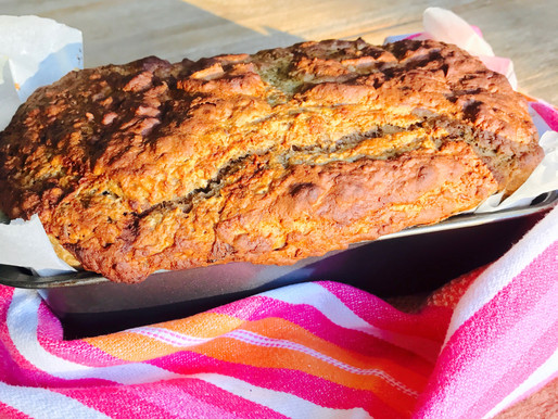 The most delicious 'healthy' banana bread you'll ever try (honest!)