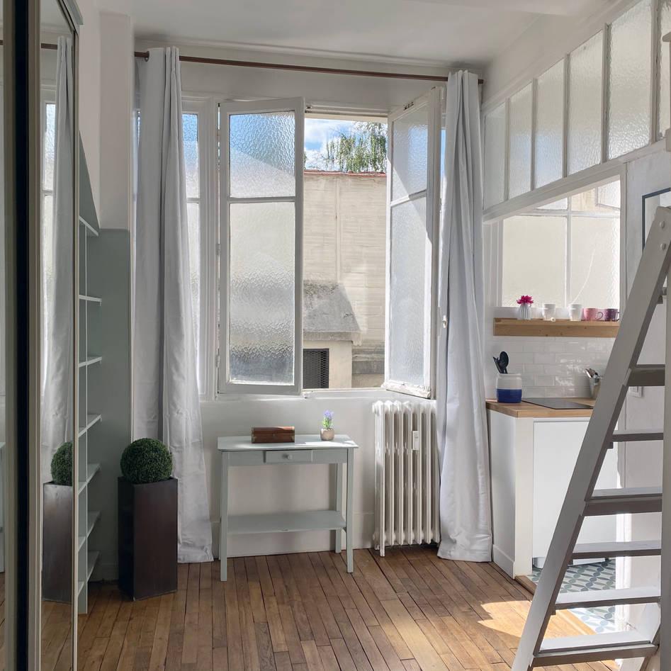 Studio à louer Paris