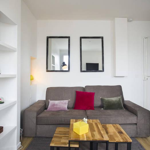 Rue de Nemours appartement