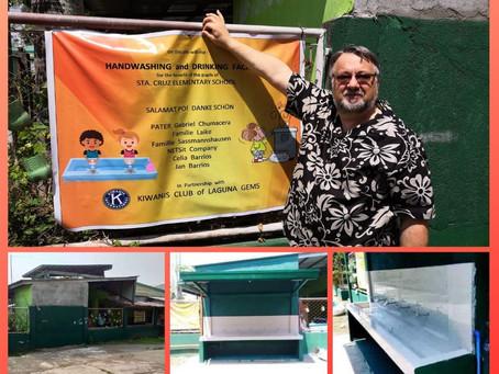 Soziales Engagement der NETSit auf den Philippinen