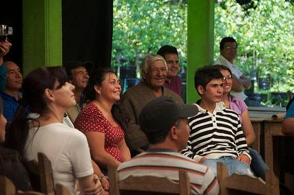 visita estaciones Pacho Cundinamarca