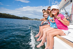 Activities abound in Shoal Bay, Port Stephens