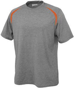 Grey w/ Orange S/S Shirt (Lmt Qty)