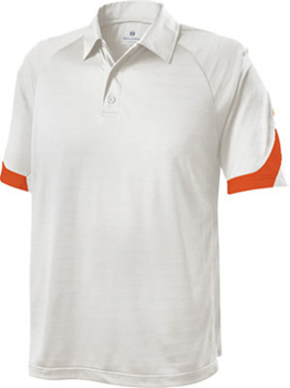 Holloway Ambition Textured Stripe Polo (Lmt Qty)