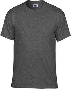 Youth/Men's Orange or Dk Grey Cotton S/S Shirt