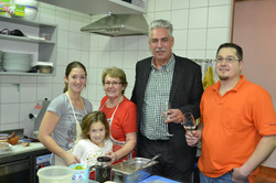In der Küche mit Hans Jörg Schelling