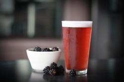 Blackberry Lager