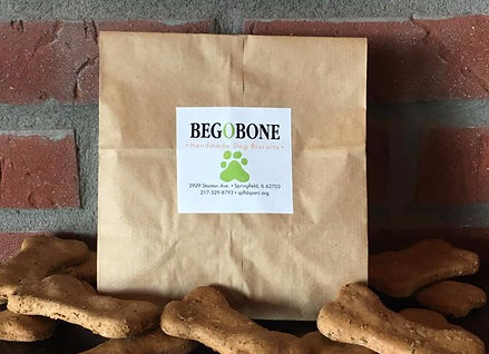BegOBone Dog Biscuits