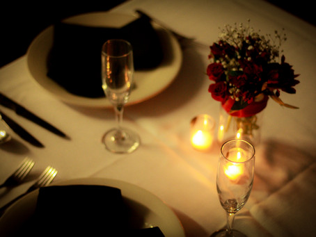 Romantic Valentine's Dinner at Engrained