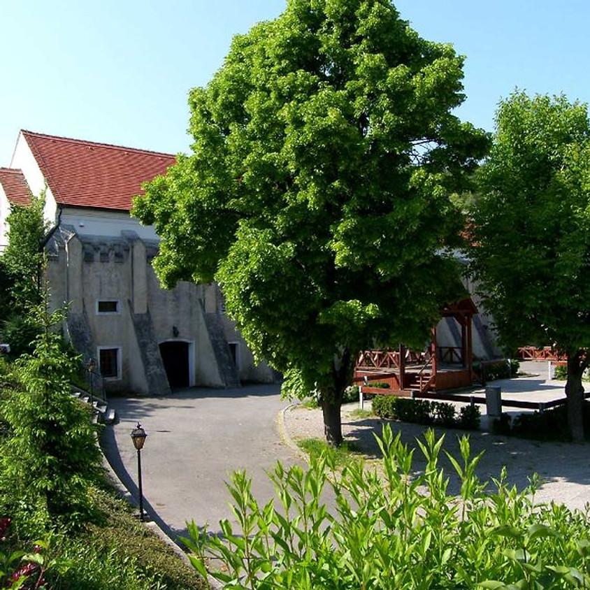 Pfingstweinkost im Schlossgarten