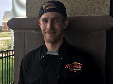 Engrained Welcomes New Sous Chef