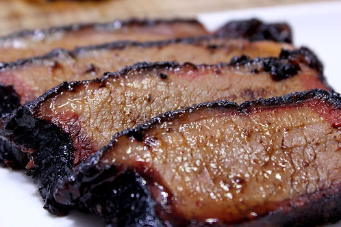 Smoked BBQ Brisket Bundle for 2