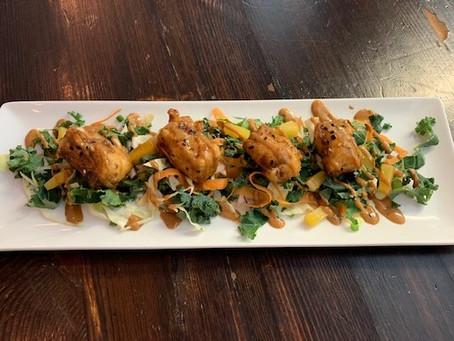 Green eating: Engrained offers new vegetarian options