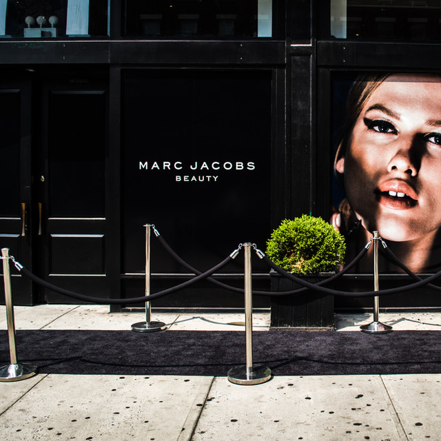 MARC JACOBS PRODUCT LAUNCH