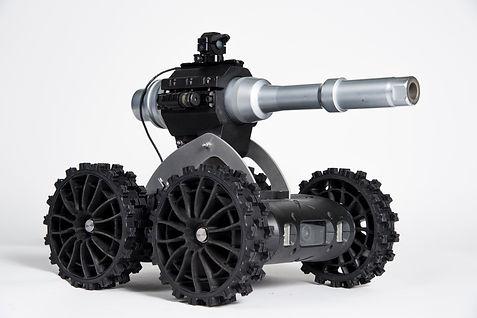 tactical reconnaissance robot