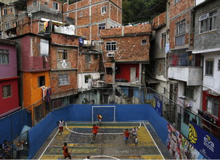 Futsal or Street Football, Which one Helped the Stars of Football?