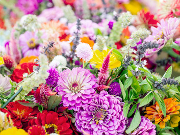 סיפור על חמלה, סליחה, הורות וזר פרחים אחד - רגע לפני יום כיפור