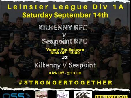 Leinster League Kicks Off