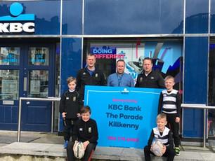 Kilkenny KBC Minis Sponsorhip