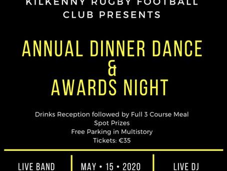KRFC Dinner Dance & Awards Night