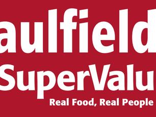 New KRFC Minis Sponsor - Caulfield's Supervalu