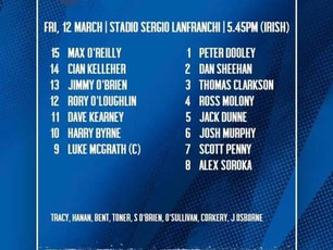 Tim Corkery set to make Leinster debut