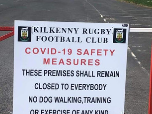 Club Grounds Closed until further notice