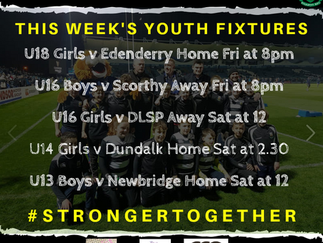 Youths Fixtures