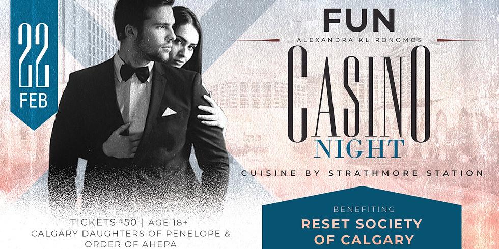 2020 FUN CASINO NIGHT
