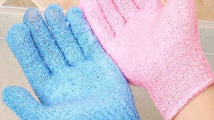 Exfoliating Gloves