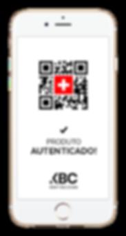 Celular - QR code - Blockchain - Autenticação - Agronegócio