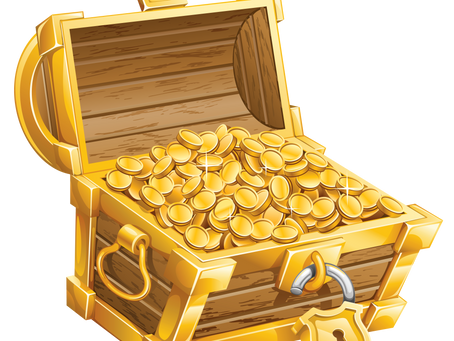 The Community Chest is open again