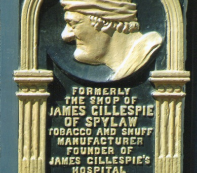 James Gillespie, the snuff maker of Colinton