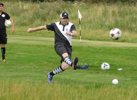 Footgolf: yes it is what it sounds like