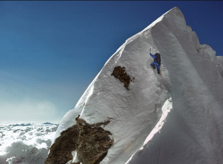 Dougal Haston: From Currie to Everest